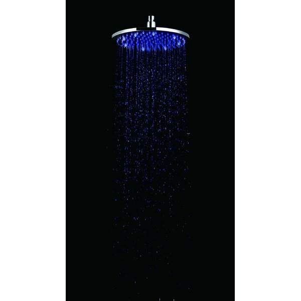 Round Rain 1.8 GPM Shower Head by Alfi Brand