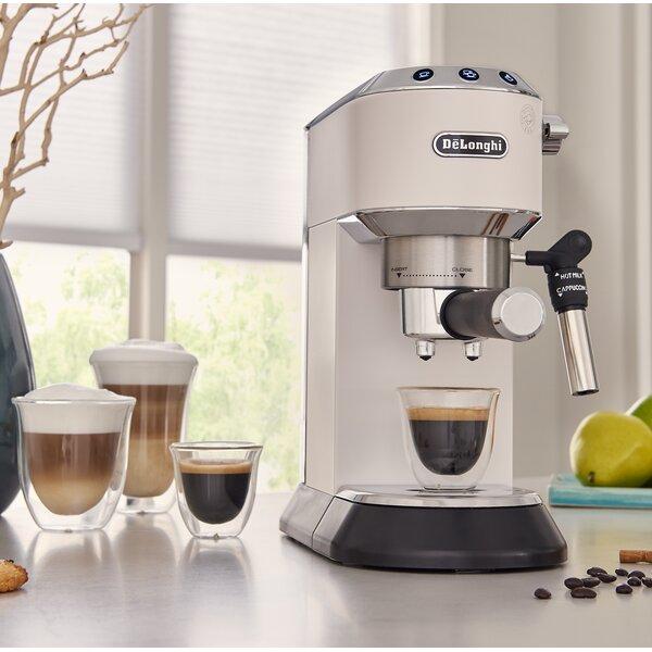1-Cup Pump Espresso Machine Coffee Maker by DeLonghi