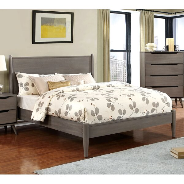 Goree Platform Bed by Mercury Row