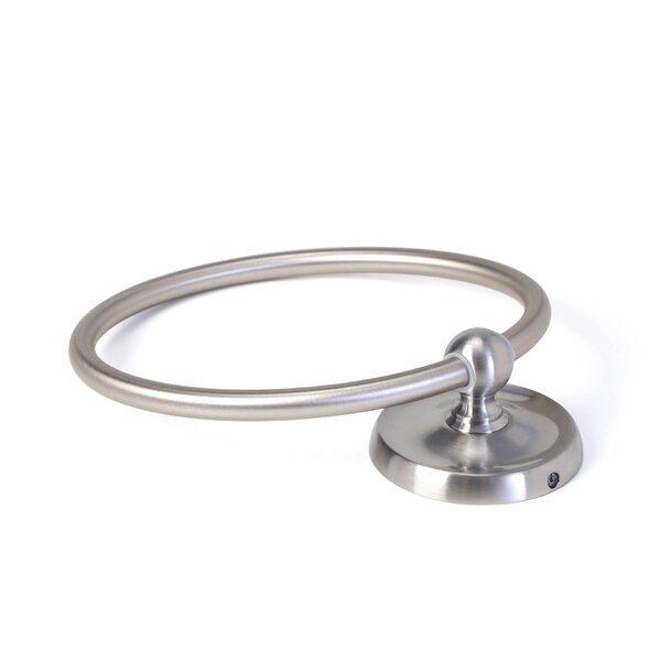 Bayview Wall Mounted Towel Ring by Premier Faucet