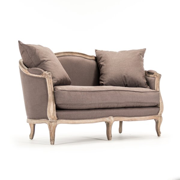 Gracia Loveseat by One Allium Way One Allium Way
