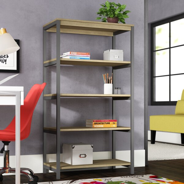 Vanessa Etagere Bookcase By Ebern Designs