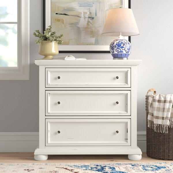 Rochford 3 Drawer Chest by Three Posts Teen