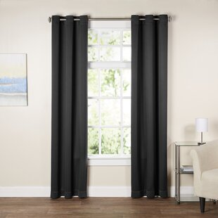 Black White Curtains Drapes Youll Love