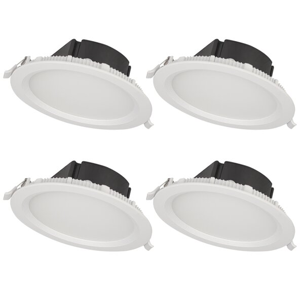 Top Box 7 LED Recessed Lighting Kit by Bazz
