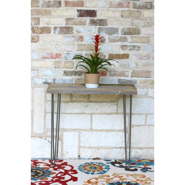 Thirza Console Table by Union Rustic
