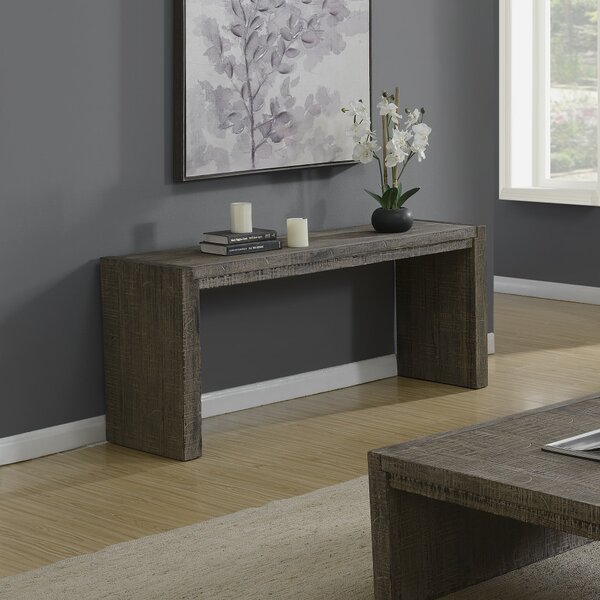 Stackpole Console Table by Millwood Pines