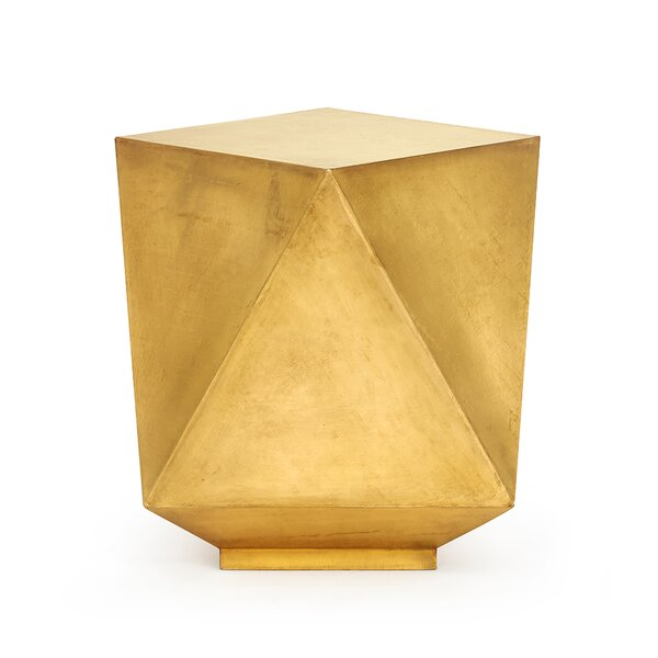 Hedron End Table by Bungalow 5