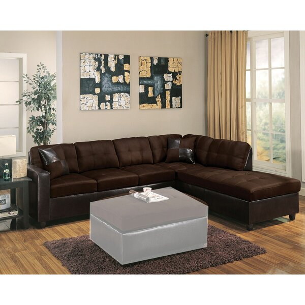 Padang Sidempuan Superior Reversible Sectional by Winston Porter