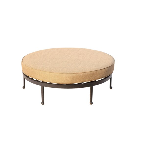 Carlitos Modern Solid Ottoman by Darby Home Co