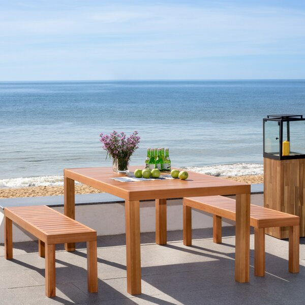 3 Piece Dining Set by Modern Rustic Interiors