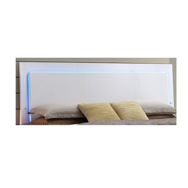 Dias Upholstered Standard Bed by Orren Ellis
