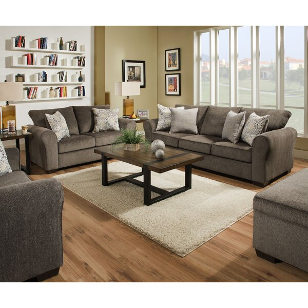 Derry Sleeper Configurable Living Room Set by Alcott Hill