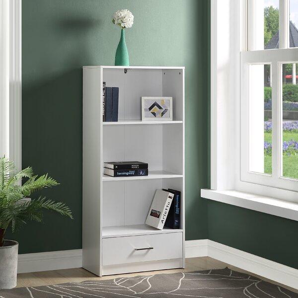 Niglaes Standard Bookcase By Ebern Designs