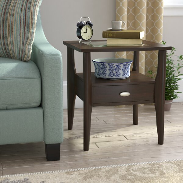 Berwick End Table by Red Barrel Studio