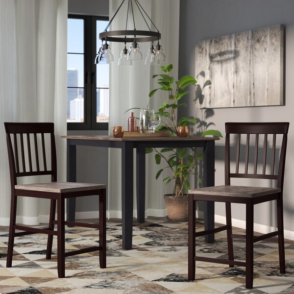 Stafford Dining Chair by Simmons Casegoods (Set of 2) by Union Rustic