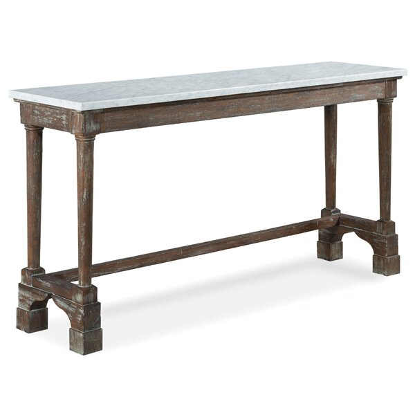 Bistro Console Table By Fairfield Chair