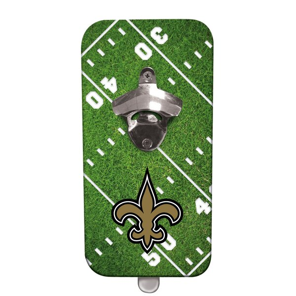 NFL Magnetic Bottle Opener by Team Sports America