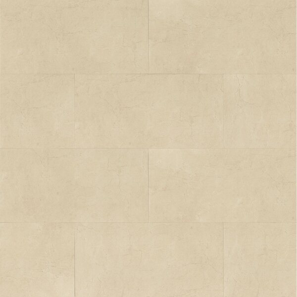 El Dorado 12 x 24 Porcelain Field Tile in Oyster by Grayson Martin