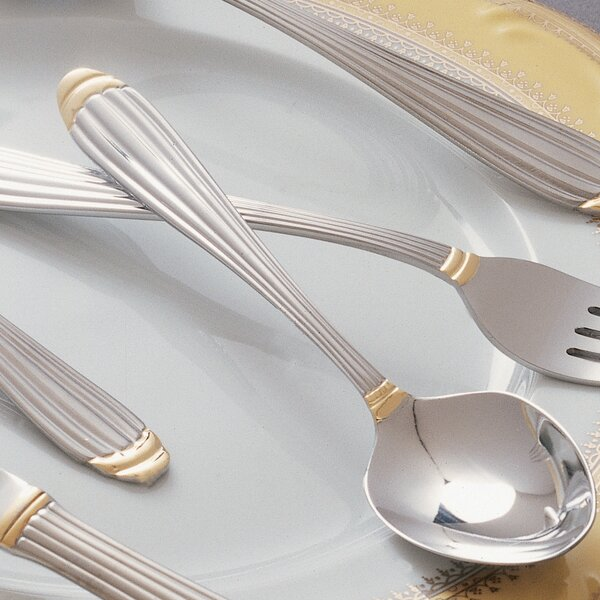 Greer Teaspoon (Set of 4) by Mint Pantry