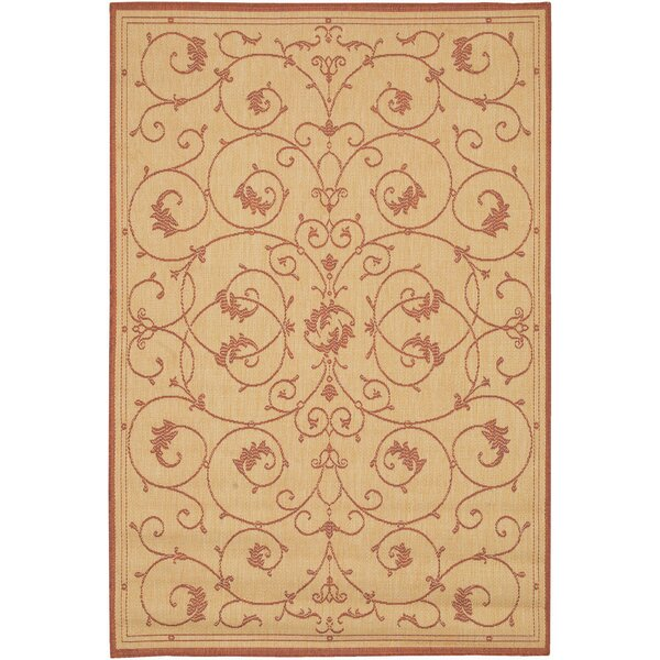 Sirine Natural Area Rug by August Grove