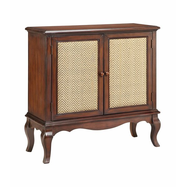 2-door Cabinet by World Menagerie World Menagerie