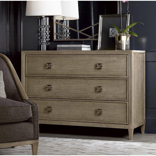 Albright 3 Drawer Dresser by Everly Quinn