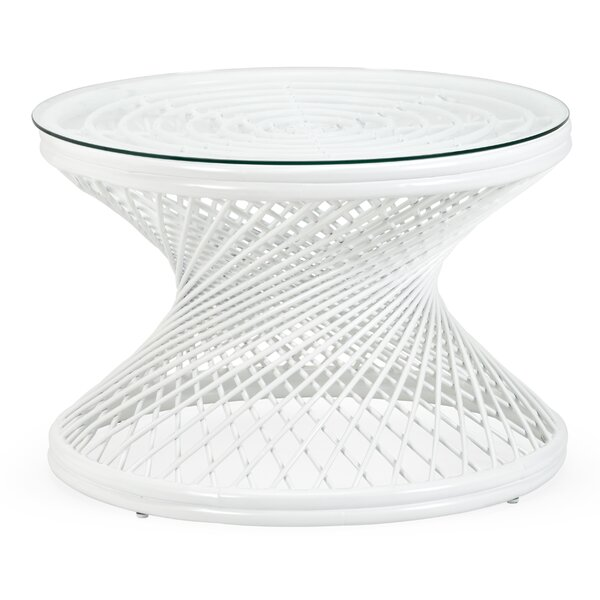 Rattan Coffee Table By Chelsea House
