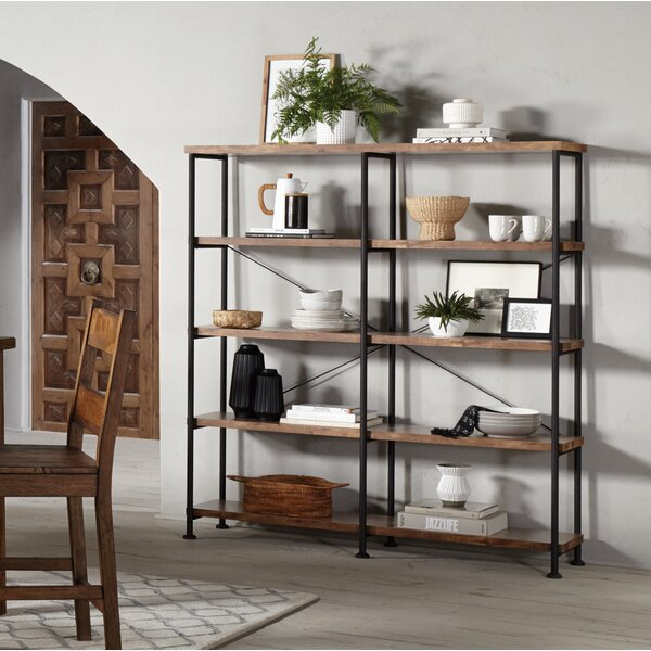 Valerton Corner Bookcase By Foundry Select