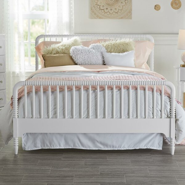 Rowan Valley Linden Panel Bed by Little Seeds