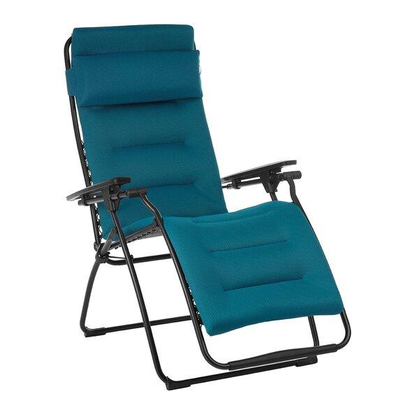 Futura Air Comfort Zero Gravity Chair with Cushion by Lafuma Lafuma