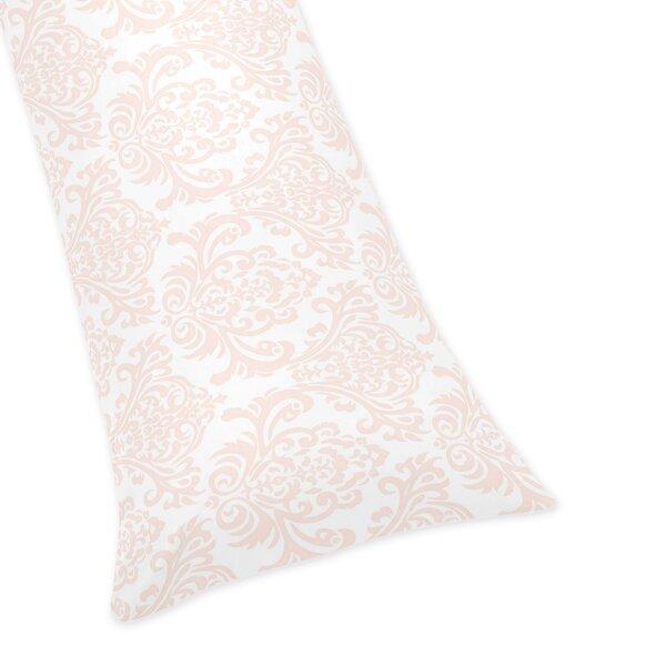 Amelia Damask Body Pillow Case by Sweet Jojo Designs
