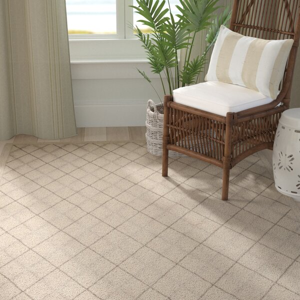 Galsworthy Ivory Area Rug by Longshore Tides