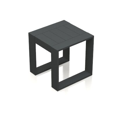 Hobson Metal Side Table By Rosecliff Heights by Rosecliff Heights New