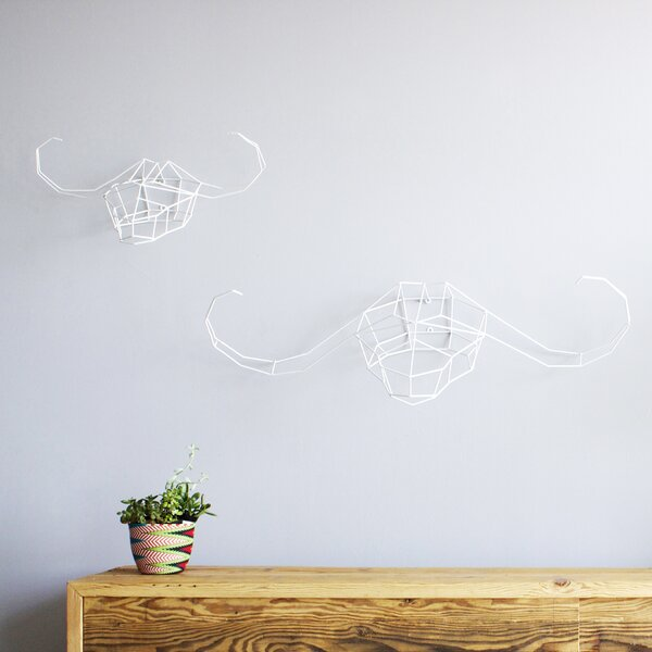 Water Buffalo Wall Décor by Bend Goods