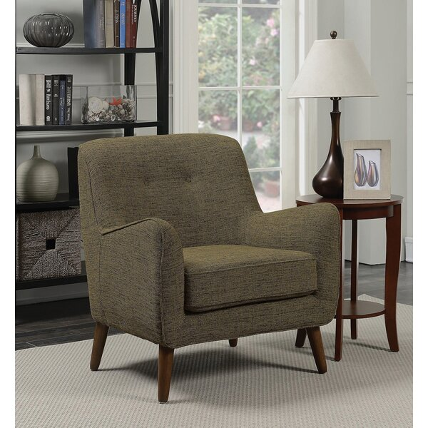Faulk Armchair by Ivy Bronx