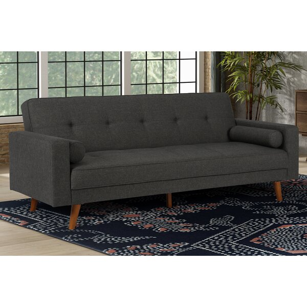 Langley street adrienne sleeper sofa reviews for Adrienne chaise lounge