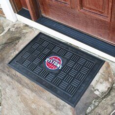 NBA - Detroit Pistons Medallion Doormat by FANMATS