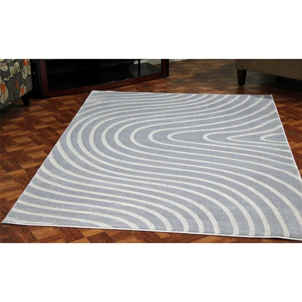 Castillo Light Blue Stain Resistant Indoor/Outdoor Area Rug by Orren Ellis