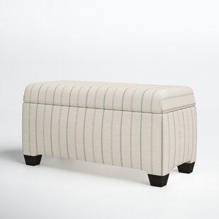 Syreeta Upholstered Storage Bench
