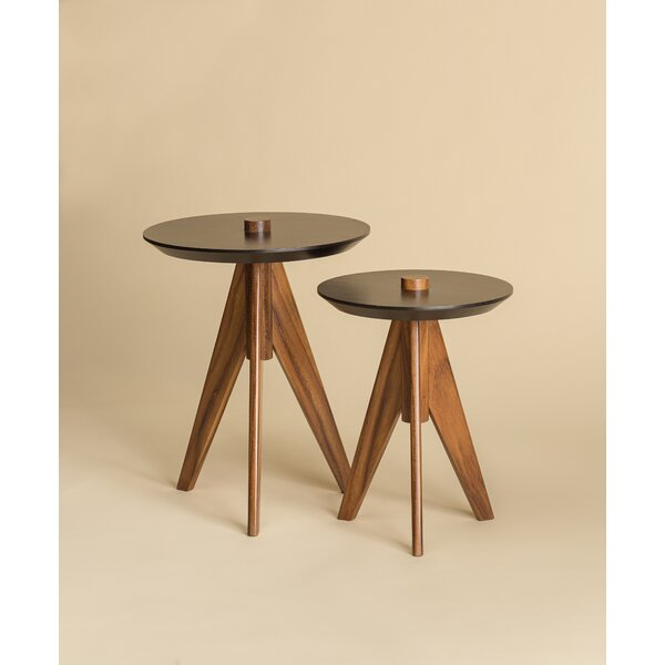 Elle Large End Table by Ebb and Flow Furniture