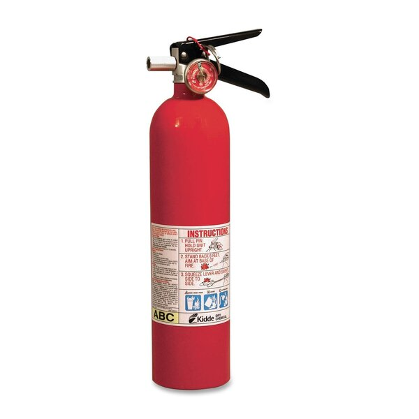 Kidde Pro Line ABC - Multipurpose Dry Chemical Fire Extinguisher by Kidde