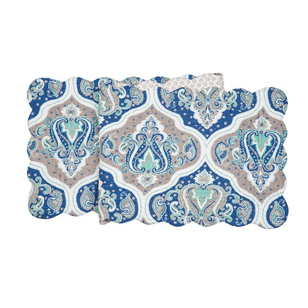 Eakin Table Runner by Charlton Home