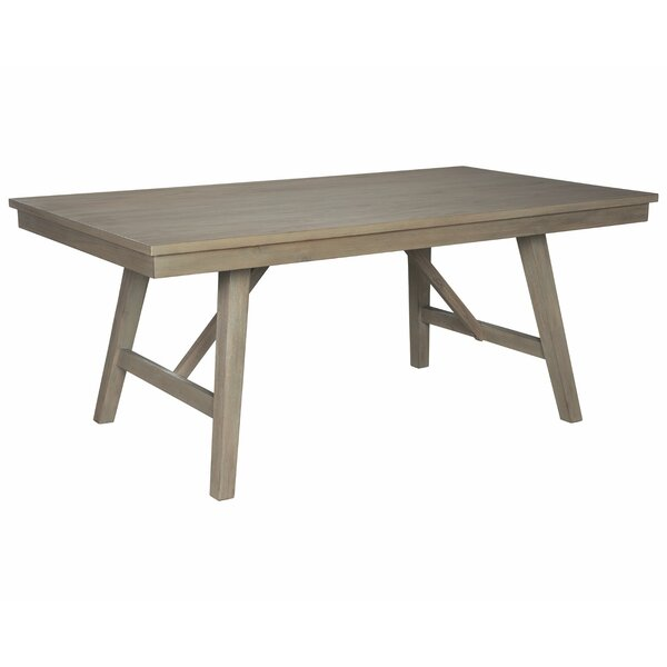 Bromborough Dining Table by Gracie Oaks