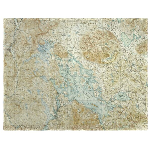 Winnipesaukee, NH 18 Placemat (Set of 4) by East Urban Home