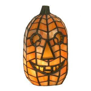 Jack O'Lantern Accent Table Lamp