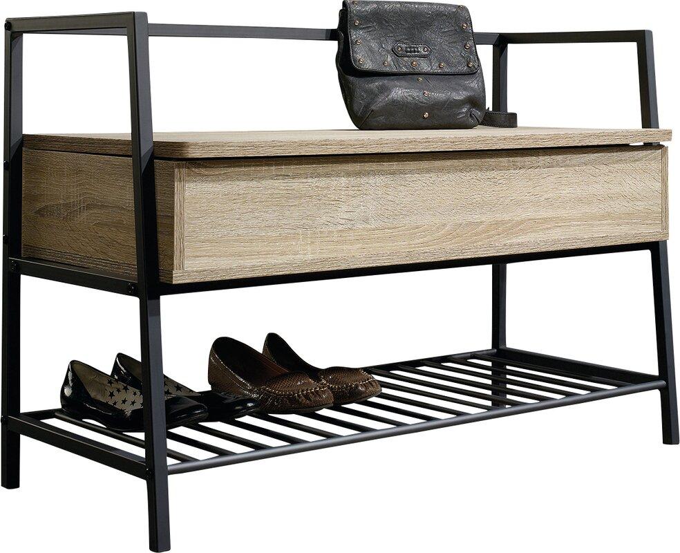 Marvelous Ermont Storage Bench