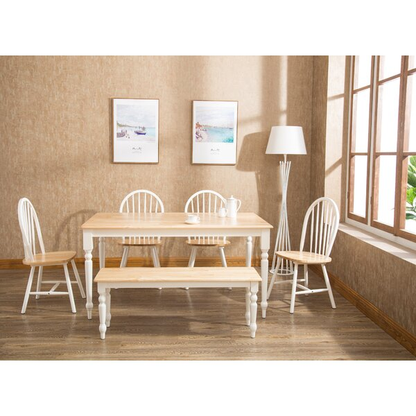 Berene 6 Piece Dining Set by August Grove August Grove