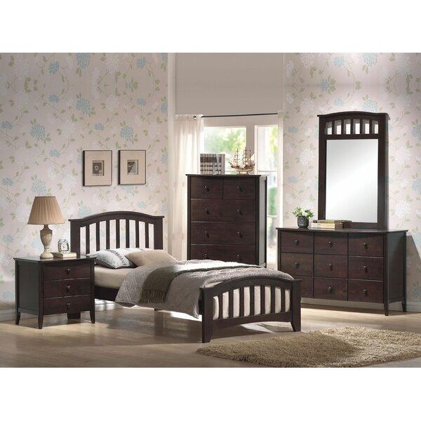 Giese Platform Configurable Bedroom Set by Harriet Bee