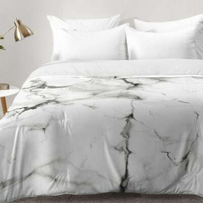 Marble Comforter Set Wayfair